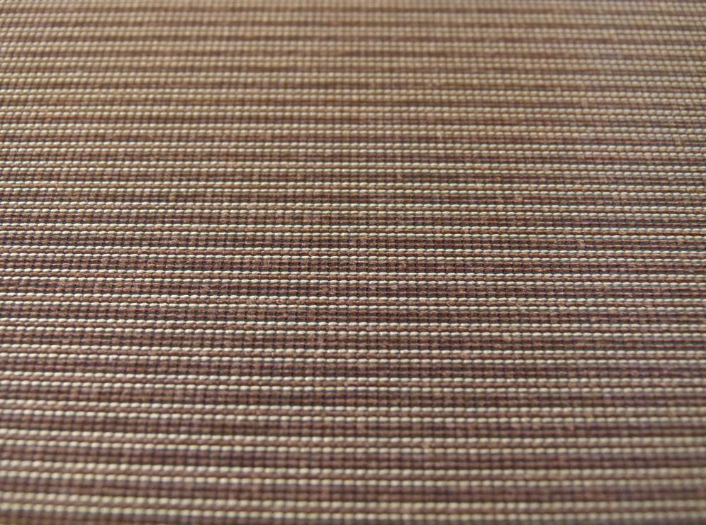 TYP 2214 Braun + Streifen Beige (fein)
